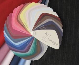 Kleur- en stijladvies met de Art of Image kleurenwaaier
